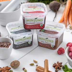 Healthy Spreads – Variety Pack (3X180g)