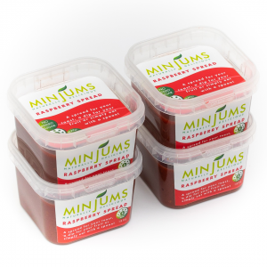 Raspberry Spread (4-Pack)