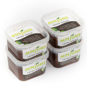 Cocoa Spread (4-Pack)