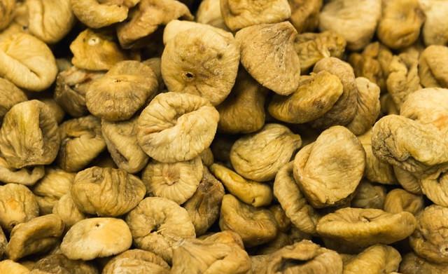 Dried Figs Minjums Ingredients