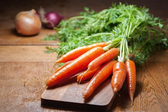 Minjums - Ingredients - Carrots
